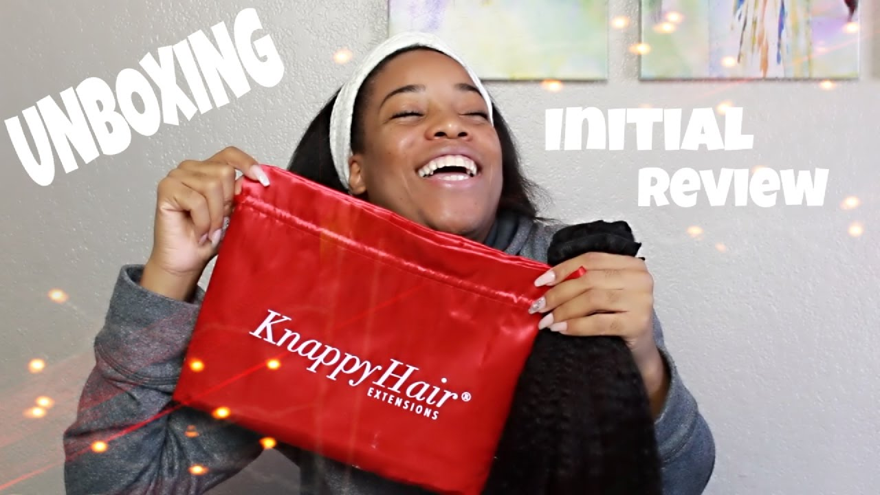 Krs knappy hair extensions unboxing initial review youtube krs knappy hair extensions unboxing initial review pmusecretfo Choice Image