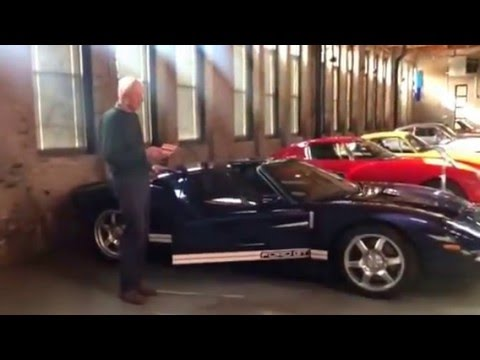 Ford Gt Supercar Application