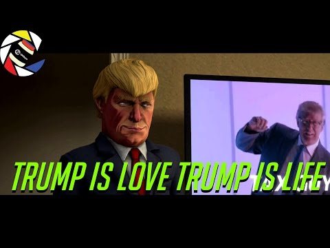 【SFM Animation】Trump is Love❤, Trump is Life🌱