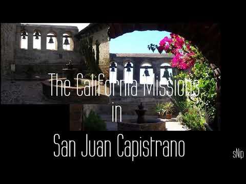 de_inferno = The California Missions in San Juan Capistrano?!