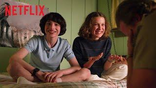 『ストレンジャー・シングス 未知の世界』シーズン3 NG集 - Netflix