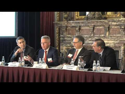 10th Annual Invest in International Shipping & Offshore Forum Crude Oil Tanker Shipping
