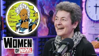 14,000 Comics in Her Collection…So Far | Women of Marvel