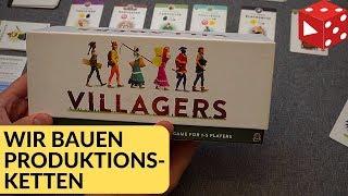 Rezension: Villagers
