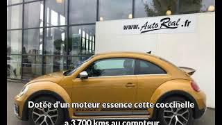 Volkswagen coccinelle occasion visible à Labege cedex présentée par Auto real labege