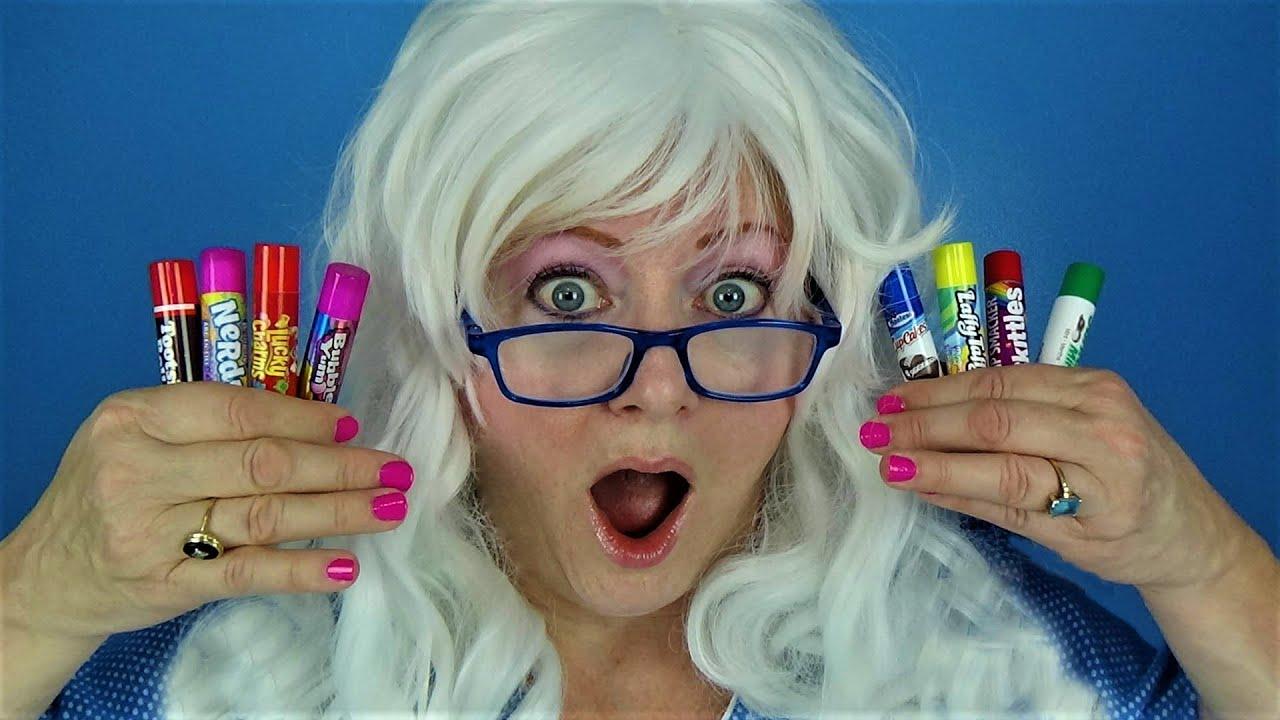 Skittles Nerds Hershey's Lucky Charms Bubble Yum Junior Mint Pepsi Tootsie Rolls Granny McDonald's
