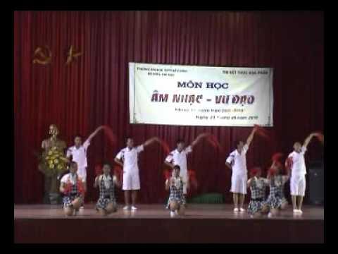 Hoa thom dang Bac Vo K43