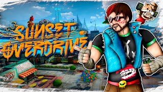 Single-stream Playthrough of Sunset Overdrive.
