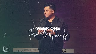Family & Friends Week 1| Common Ground Church | 10/3/21