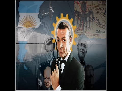 FILM: Op James Bond & the Man from ODESSA (Pt. 1 of 2) - A conversation with Laurence De Mello