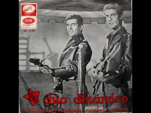 Dúo Dinámico - Ai, Aquells Ulls Tan Negres! - SG 1965