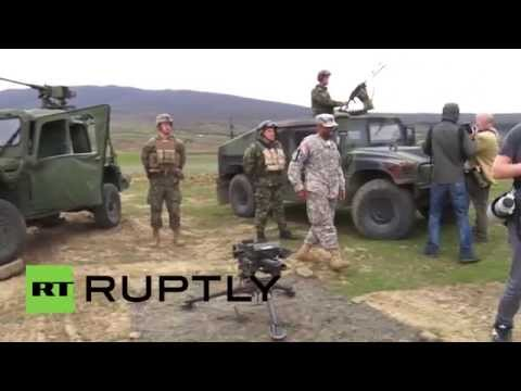 Bulgaria: See joint US-Bulgarian military drills