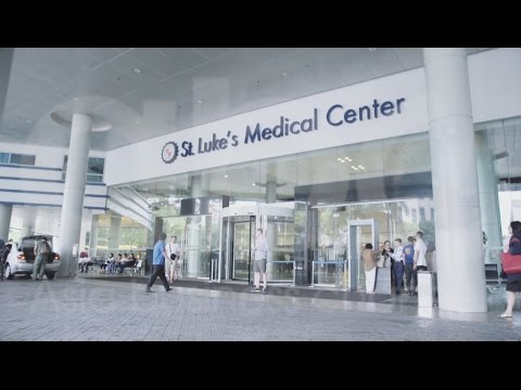 Asia Business Channel - The Philippines - St. Luke's Medical Center