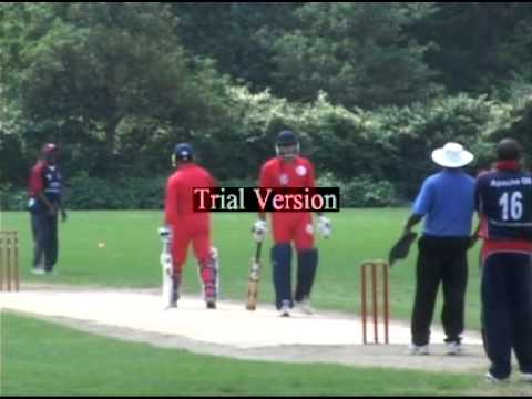 Inagaural Cricket game in Shrewsbury MA Commonwealth Cricket