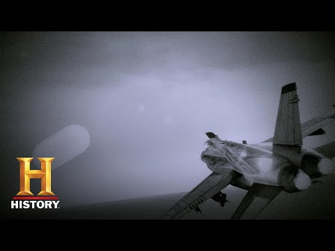 Unidentified: Shocking UFOs Sighting by Navy Pilot in Vietnam (Season 2) | History