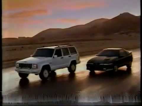 Jeep Cherokee / Eagle (1990