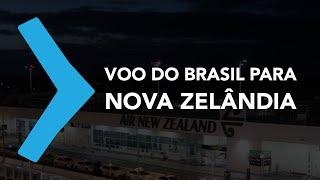 VOO DO BRASIL PARA NOVA ZELÂNDIA | EPISÓDIO 01 | DIÁRIO DE INTERCÂMBIO