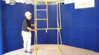 Blue Board Installation