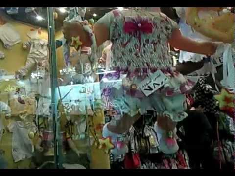 65824993a  محلات بيبى هوود لملابس الاطفال صيف 2012.mp4 - YouTube
