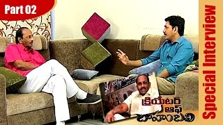 bahubali-writer-k-v-vijayendra-prasad-exclusive-interview-part-02-bahubali-ntv