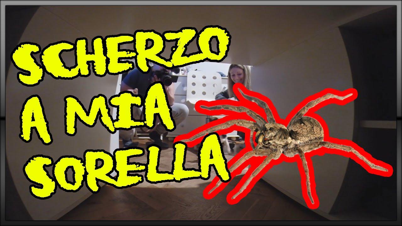 Super SCHERZO A MIA SORELLA - YouTube LZ56