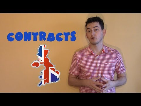 United Kingdom #24 - Contracts