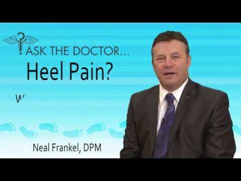 Why Does My Heel Pain Keep Coming Back? Chicago, IL - Podiatrist Neal Frankel