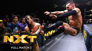FULL MATCH - Adam Cole vs. Finn Bálor – NXT Championship Match: NXT, Dec. 18, 2019