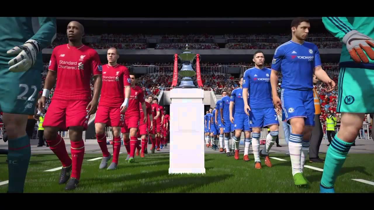 Fa Cup Last 16