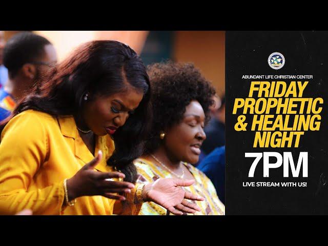April Prophetic & Healing Night | Drs. Festus & Anthonia Adeyeye | ALCC Winners House