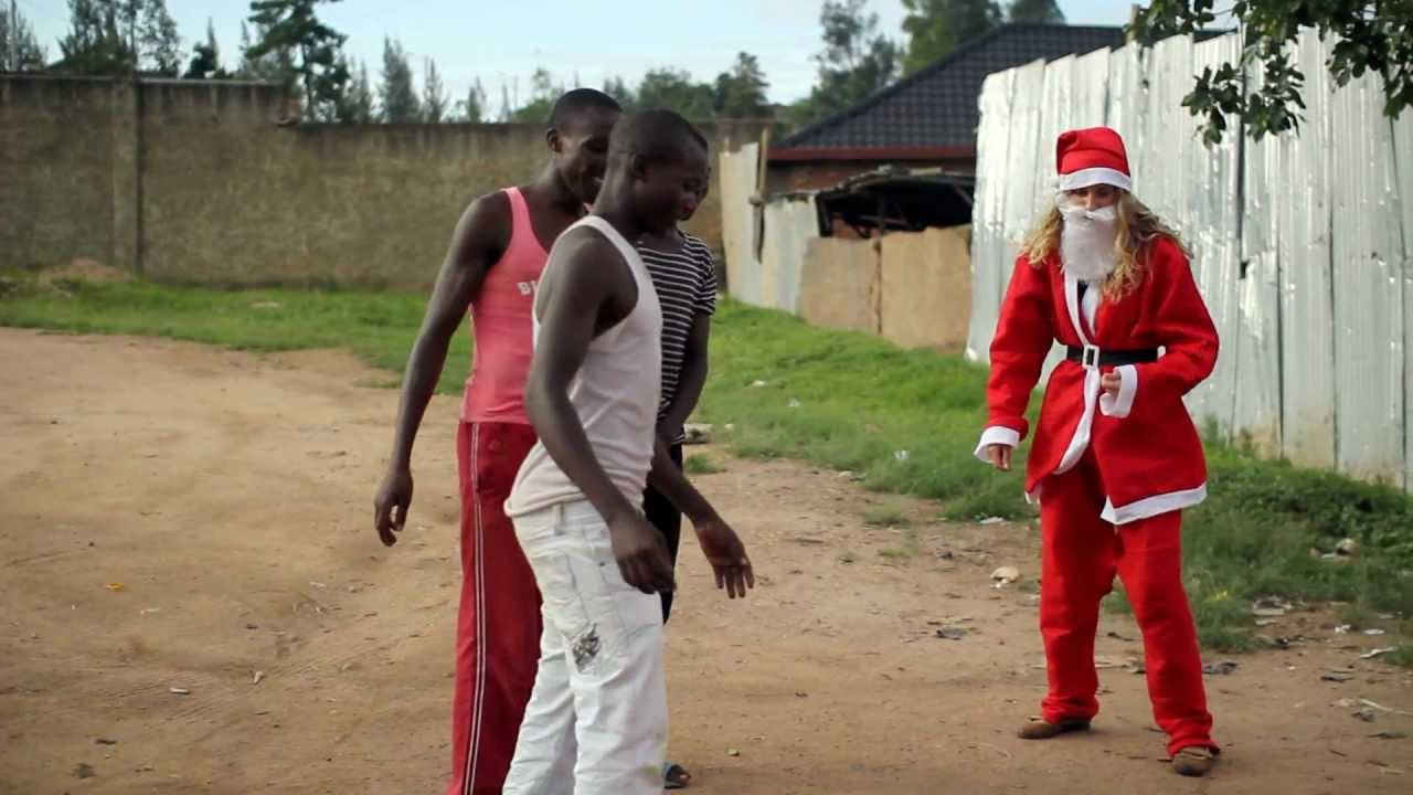 Christmas in Africa - YouTube