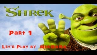 Шрек 3 (Shrek the Third) Прохождение Часть 1