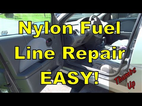 2003 Saturn Ion Fuel Line Repair