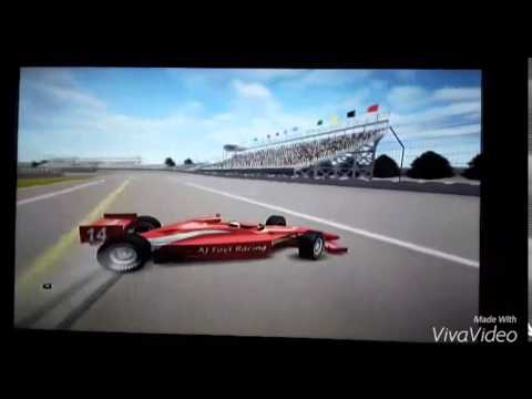IndyCar Series Gameplay (Xbox) - Indy 500 Highlights