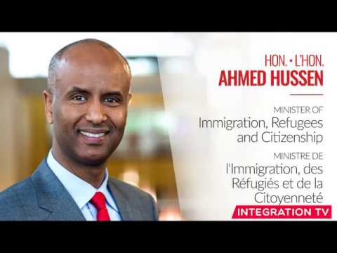 Somali Refugee  becomes Canada's Immigration Minister