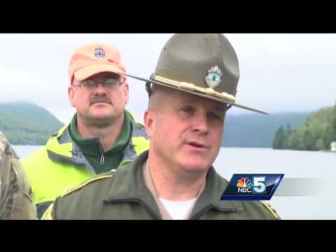 Vermont State Police prepare to recover body on Mt. Pisgah