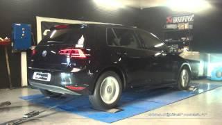 Reprogrammation Moteur VW Golf 7 1.6 tdi 105cv @ 157cv Digiservices Paris 77 Dyno