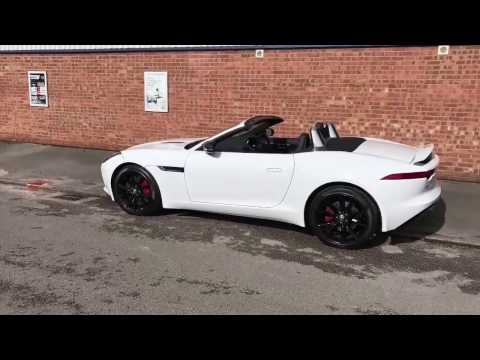 2015 Jag F-Type V6 S Convertable Pure Sound