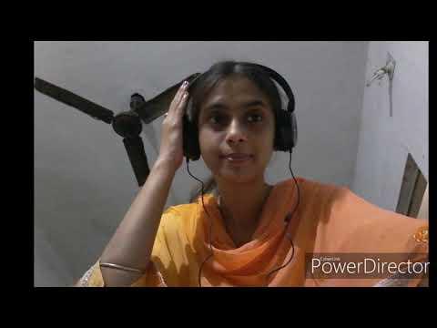 Antobihin Kate Na Aar Jeno  / Lata Mangeskar  / Cover Song by Tanushree Chakrabortty.