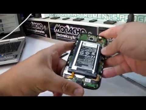 Como revivir Moto G1- XT1040, batería muy descargada, solución