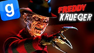 FREDDY KRUEGER ! GARRY'S MOD DARKRP
