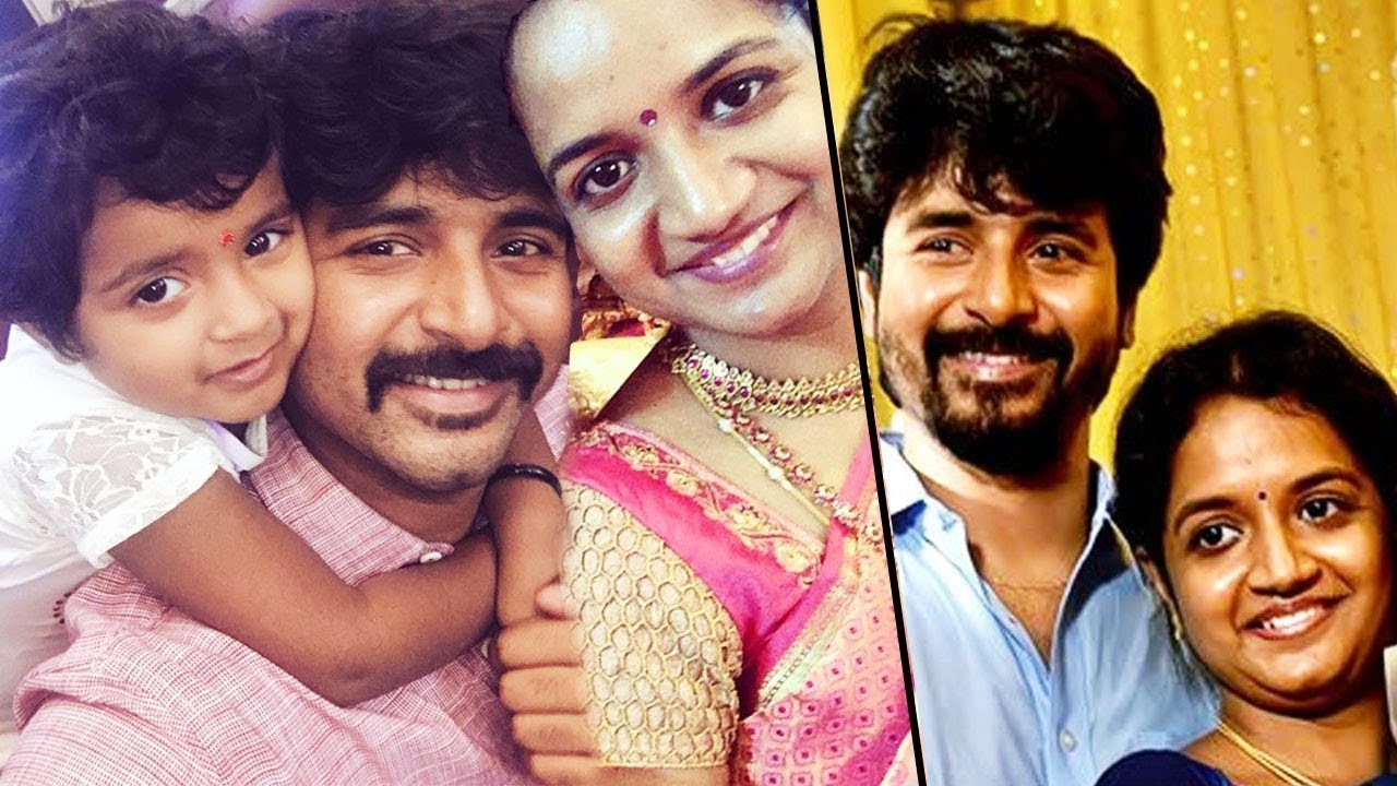 Sivakarthikeyan Biography | Height, Weight | Age, Wife | Family photos and  more