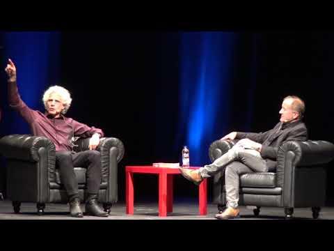 Steven Pinker & Michael Shermer - Montreal - Sept 16th 2018