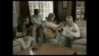 Chris Norman - at home with his family  - INTERVIEW