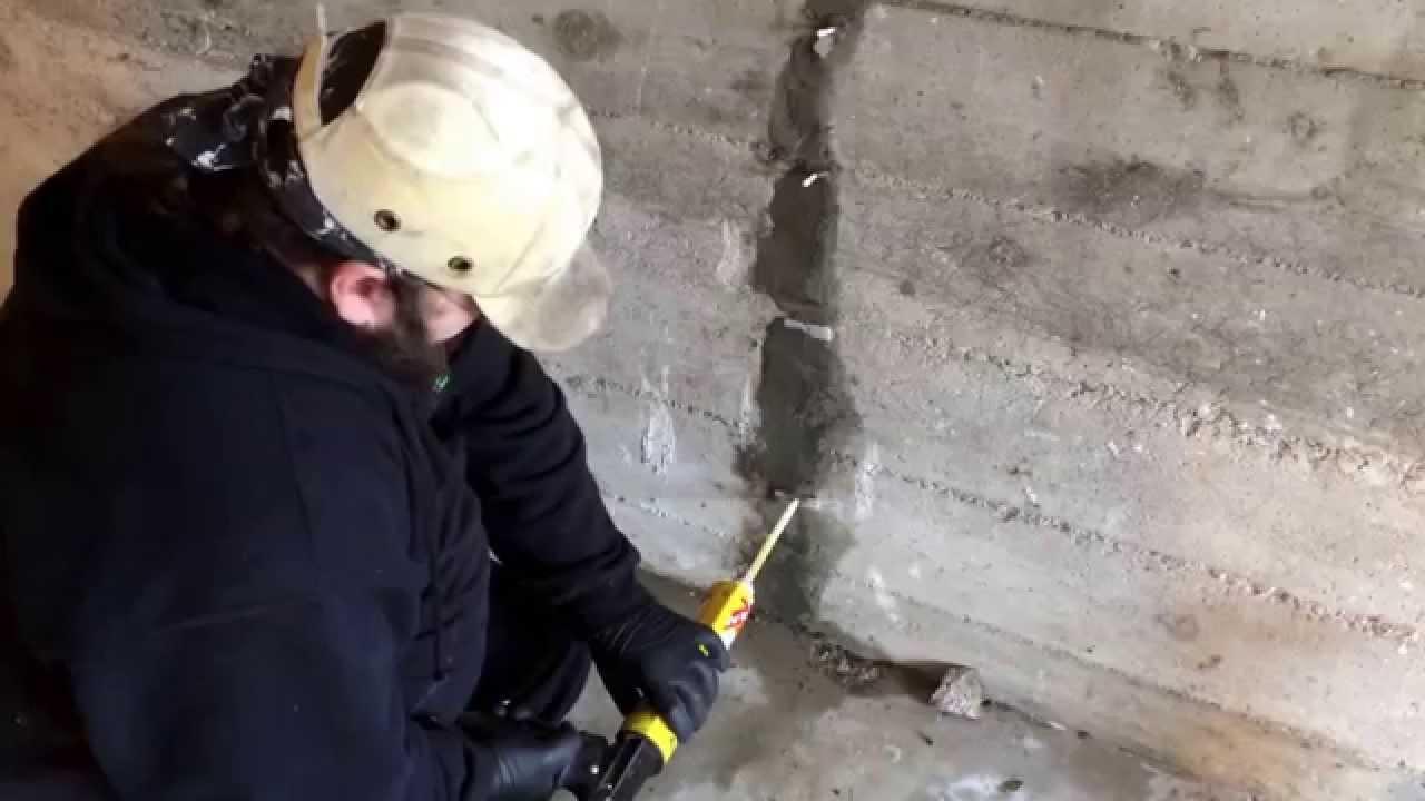 sika crack repair epoxy