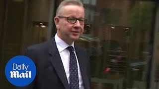Michael Gove says he 'absolutely' has faith in Theresa May thumbnail