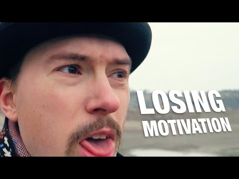 Losing motivation - FunFunFunction #25