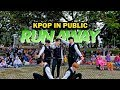 [KPOP IN PUBLIC CHALLENGE] TXT _ 'RUN AWAY' DANCE COVER BY XP-TEAM INDONESIA