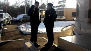 """Объяснение дежурного ТСЖ """"Северный парк"""" полицейскому Афанасьеву С.А."""
