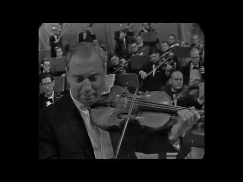 Bruch Concerto No. 1 Op. 26 — Isaac Stern, Walter Hendl, CSO